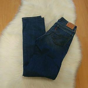 Levi's Jeans 712 Slim Jeans